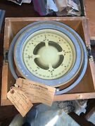 Large Rare Us Ww2 Battleship Compass Dated 1943 Mfg Lionel Corp In Box