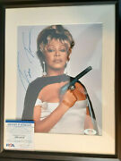 Singer Tina Turner 12x15 Framed 8x10 Autographed Photo Beckett Certified Rare