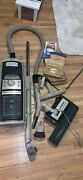 Electrolux 2100 Canister Vacuum Cleaner With Hose Wand And Power Nozzle Omni-flo