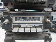Gm Vintage Car Radio Delco Electronics Am-fm Gm Car Radio Model Gm2700 70and039s 80and039s