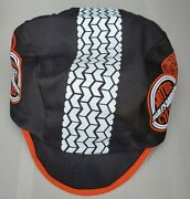 Harley Davidson Motorcycles Vintage Hat Cap Old Store Stock Nos Deadstock Small