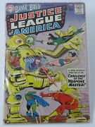 Brave And The Bold Dc Justice League Of America 29 Free Shipping