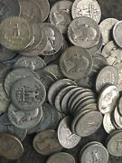 Start Investing 1 Lb One Pound 90 Junk Silver Coins All Quarters 16 Ounces Oz