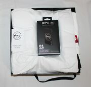 Sold Out New Polo 11 Nasa Jacket Astronaut Heated White Menand039s Small S In Box Nwt