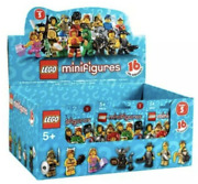 Lego New 8805 Series 5 Factory Sealed Box Of 60 Minifigures Figures Case