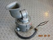 Vintage Federal Sign And Signal Type 30x Explosion Proof Signal Alarm Horn 115v