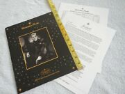 Vintage - Christopher Radko - 2000 Mid Year Introductions - Catalog - Ornaments