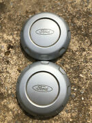 2 4l34-1a096-ec Wheel Center Caps 04-14 Ford F150 / Expedition 03272102