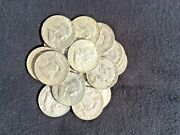The Franklin Deal All 90 Lot Old Us Junk Silver Coin 1 Lb 16 Oz. 1964 One