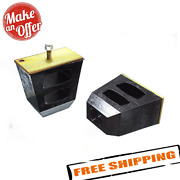 Energy Suspension 9.9104g 4-1/2 In. Universal Bump Stops - Set Of 2