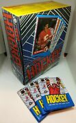10+ Sealed Factory Packs Of Hockey Cards Lot As More Than 150 Cards Into