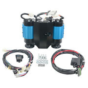 Twin Air Compressor Universal High Output 12v 12 Voltage Ckmta12 Universal New