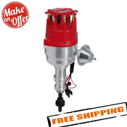 Msd 83541 Pro-billet Ready-to-run Distributor For Ford 351w