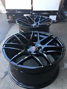 19and039and039 Curva C300 Wheels Tires Gloss Black Fit Bmw 3 5 6 Series Staggered M3 M4 M5