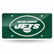 Jewelry And Accessories - New York Jets Laser Cut Tag