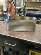 1950s Mercury Outboard 4 Cyl Mark Cowl Hood Wrap Engine Cover Side 2