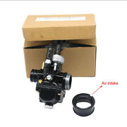Dellorto Phbg Ds 19mm Carburetor 50cc-100cc Carb For Moped Scooter Motorcycle
