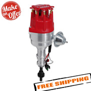 Msd 8352 Pro-billet Ready-to-run Distributor For Ford 289/302