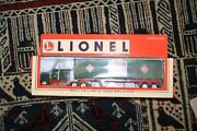 Lionel Rea Tractor Trailer And Walbash Flat.6-52117