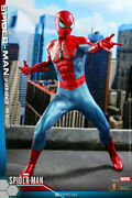 Hot Toys 1/6 Vgm43 Spider-man Spider Armor Mk Iv Suit Action Figure Doll Toy