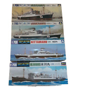 Set Of 4 Cruise Ships Of The Wl Series