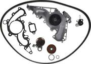 Engine Timing Belt Kit With Water Pump Fits 1998-2000 Fits Lexus Gs400 2001-20