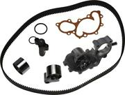 Engine Timing Belt Kit With Water Pump Fits 1996-2002 Fits Toyota 4runner 1995