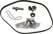 Engine Timing Belt Kit With Water Pump Fits 2001-2003 Fits Acura Cl 2001-2002