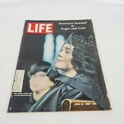 Life Magazine April 19 1968 Martin Luther King's Funeral - America's Farewell