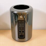 Apple Mac Pro 2013 2.7ghz 12-cores / Dual D700 / 64gb Ram / 2tb Pcie Nvme Ssd
