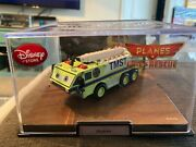 Disney Store Exclusive Die Cast Planes Fire Rescue Engine Ryker Collectible Tmst