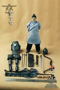 303 Toys China Series Archer Bow Soldier 1/6 12 Action Figure Sammo Hung Head