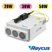 Raycus Laser Source 20w-50w Q-switched Pulse Fiber Laser 1064nm For Laser Marker