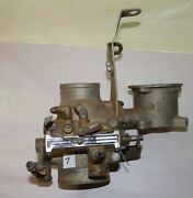 Teledyne Continental Fuel Adapter, Used, 642526, Fuel Injector Valve Body.