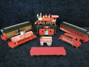 8 Piece Bachmann Hawthorne Village Budweiser King Of Beers Train Set On30 Scale