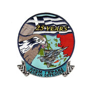 Hellenic Airforce 332 Sqn Mirage 2000-5 25 Years Patch