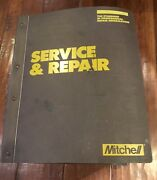 Mitchell Manuals 1981-1985 Electrical Service And Repair Domestic Cars Vol 1