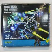 New Playmonster Snap Ships Build To Battle - Gladius Ac-75 Drop Ship Dex Rover