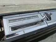 1960and039s Genuine Buick Large Series Full Console With Shifter And Harness- Used