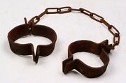 Legcuffs Ankle Shackles Footcuffs Fetters Hand Or Leg Irons For Prisoner 720x120