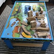 2012 Gullane Limited Thomas The Train Table And Track Set
