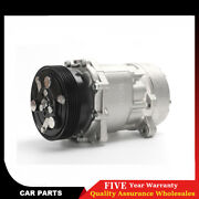 A/c Ac Compressor For Jetta Beetle Golf Tt Quattro Tt Co 1233jc - 1j0820803b Us