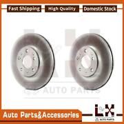 Centric Parts Disc Brake Rotor Front Rear Set Of 2 Fits Peterbilt
