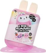 I Dig Monsters Pink Jumbo Popsicle Blind Pack Exclusive Monji Toy Treats 75542