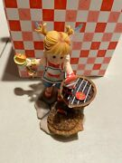 Enesco My Little Kitchen Fairies Father's Day Cookout Fairie Figurine 4013237