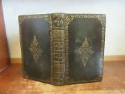 Old The Book Of Common Prayer Leather Book 1762 John Baskerville Psalms Of David