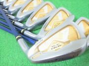 High-class Stars Honma Golf Velez Beres Is-03 3s Gorgeous Bottles 6-sw Armrq8 54