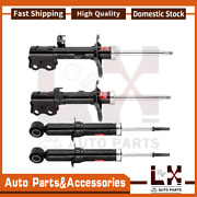 Kyb 4x Shock Absorber Strut Front Rear Left+right Fits 2012-13 Toyota Corolla S