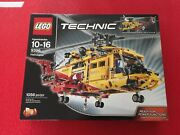 Lego Technic 9396 Helicopter, New And Sealed