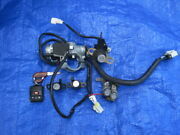90-96 Nissan 300zx 11s Ignition With Doors T Tops Hatch Lock Set Auto Trans